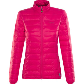 Meru Seattle Gevoerde Jas Dames, virtual pink